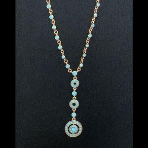 Vintage Monet Turquoise Necklace 🛍Bundle & Save🛍